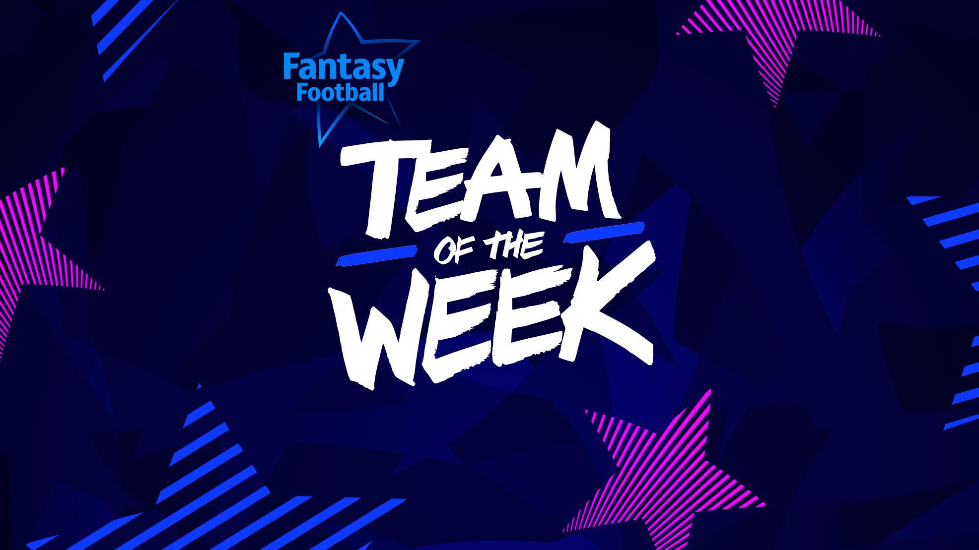 fantastik futbol takımı haftanın fantastik futbol takımı