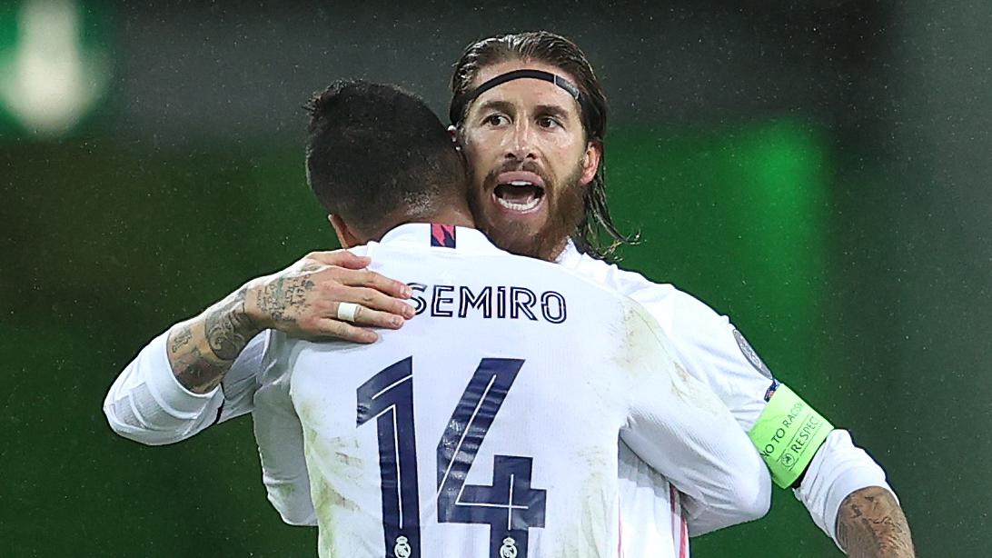 Madrid fights against Madrid, Bayern wins again