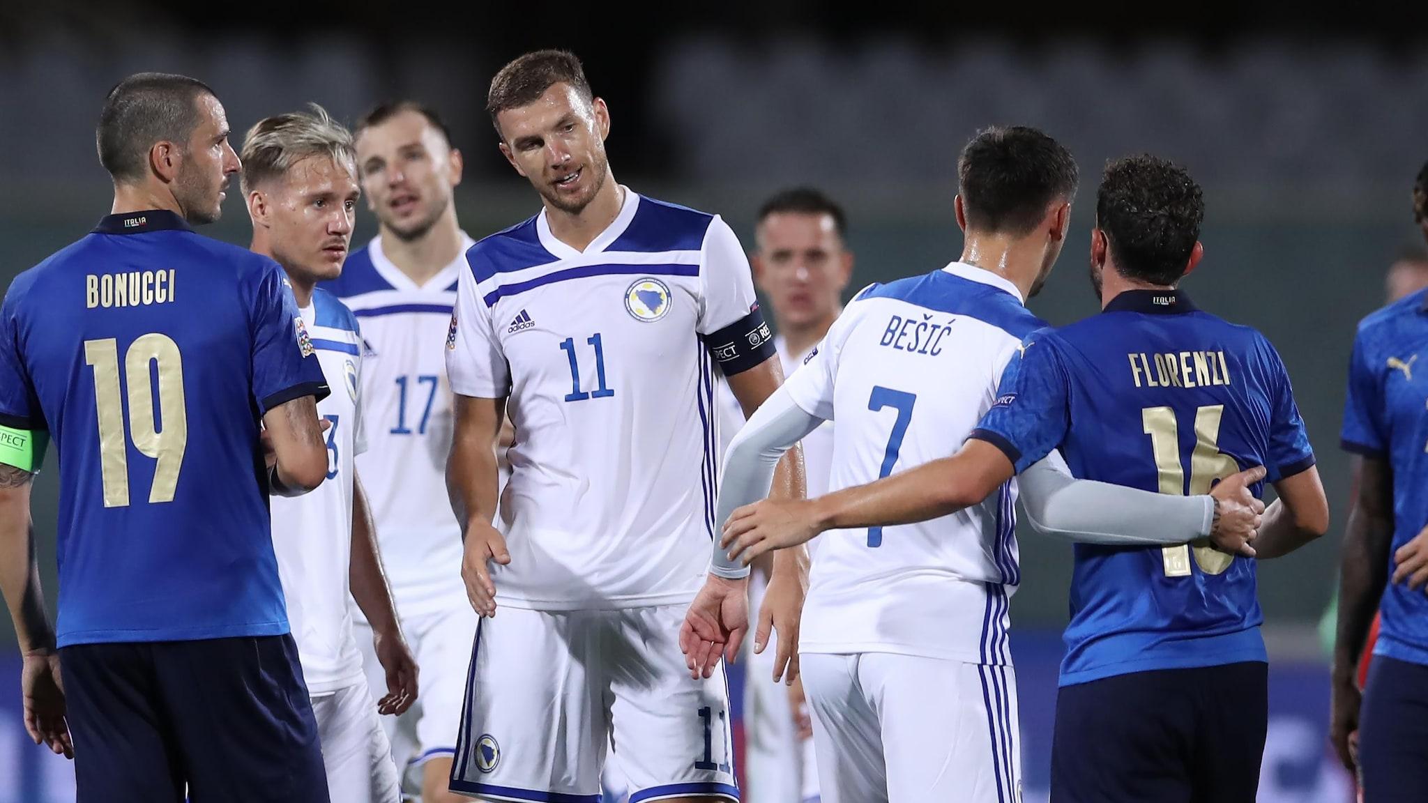 bosniyalılar və İtaliya önizləməsi
