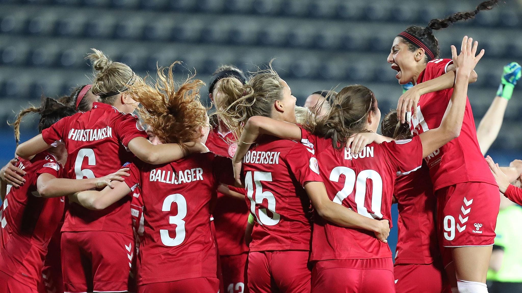 denmark, norway, sweden book finals spots