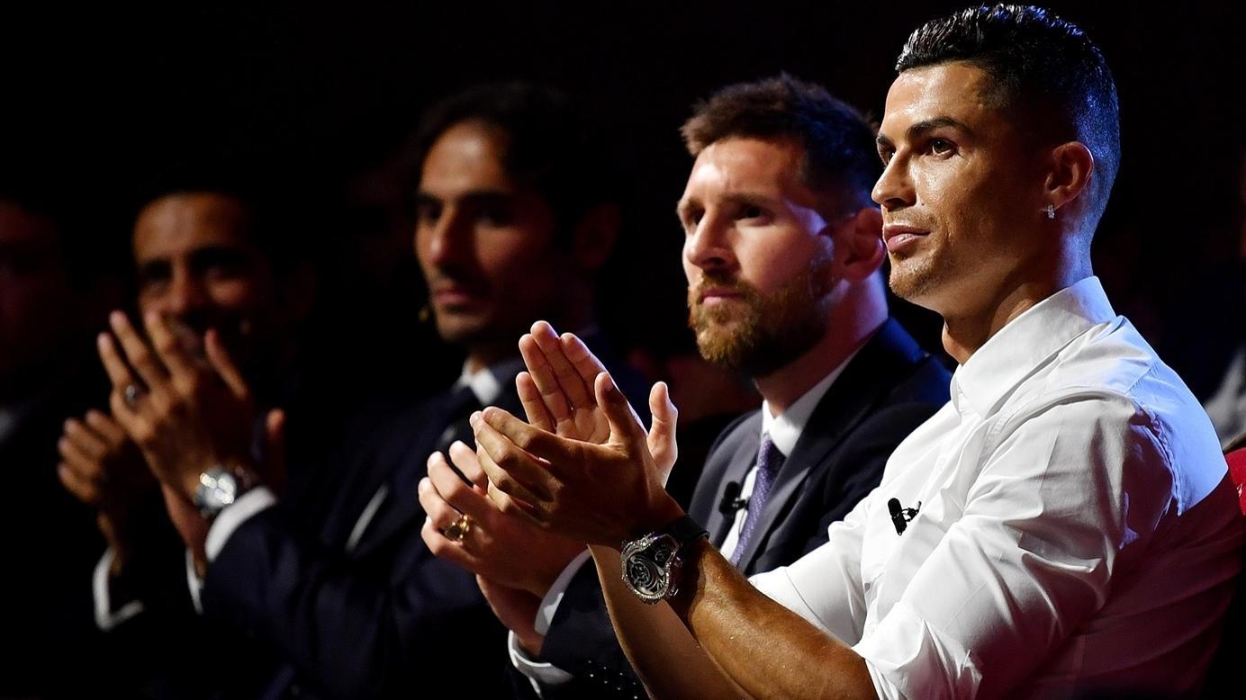 Messi və Ronaldonun qolu