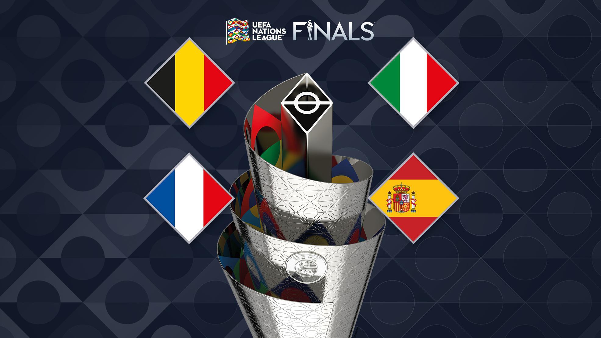 milletler ligi finallerinde kimler var?