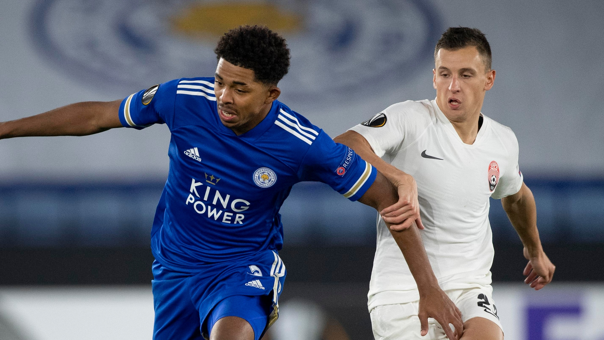Zorya vs. Leicester&#039: the facts