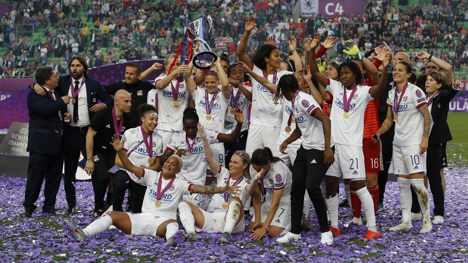 uefa women's champions league records