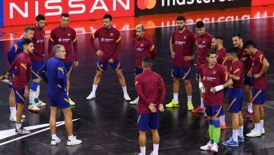 uefa futzal çempionları liqasının texniki hesabatı