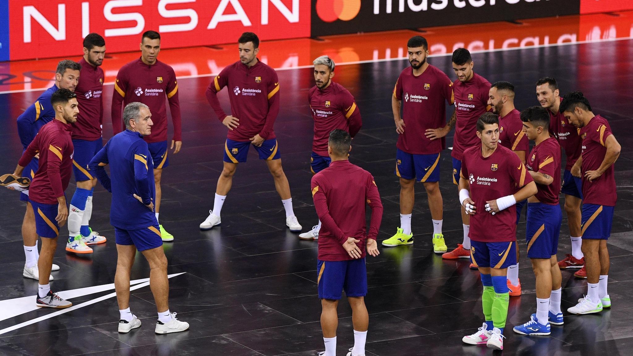uefa futsal şampiyonlar ligi teknik raporunu