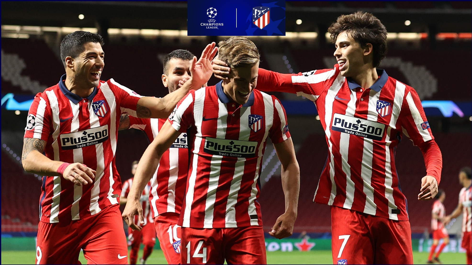 Summary: Atlético shows its courage